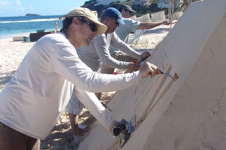 Miami Sand Building - Elite Destination Florida