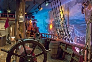 The St. Augustine Pirate & Treasure Museum was originally a tourist attraction in Key West.